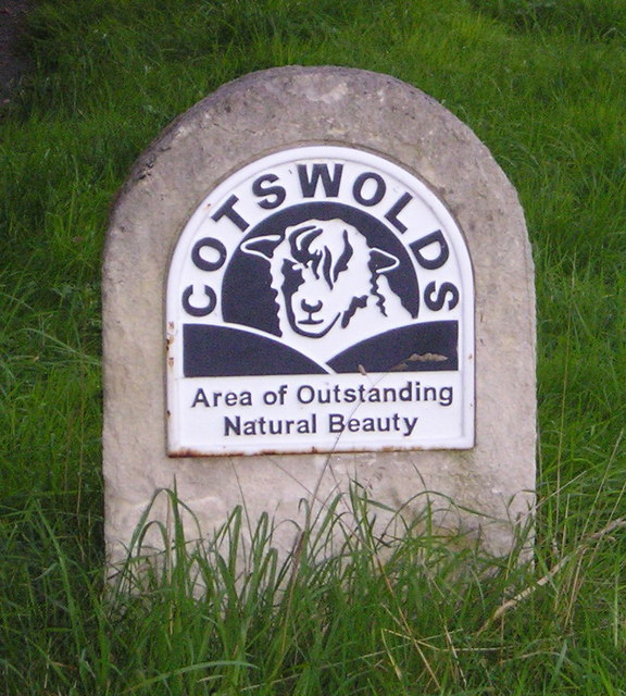 Cotswold sign
