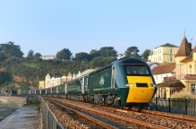 GWR green HST